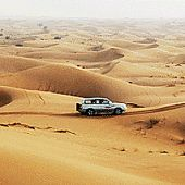 Raffles Dubai offers Desert Safari packages