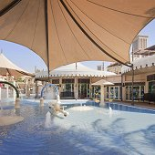 Madinat Mina A´ Salam offers Families packages