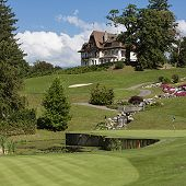 Hotel Royal Evian offers Golf Academy packages