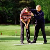 Gleneagles Hotel offers Golf Academy packages