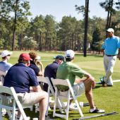 Pinehurst The Carolina offers Golf Academy packages