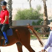 JA Palm Tree Court offers Horse Riding packages