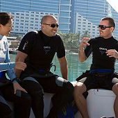 Jumeirah Beach Hotel offers Scuba Diving packages