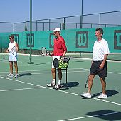 Aphrodite Hills Holiday Residences offers Tennis packages