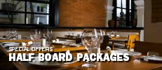Half Board Packages