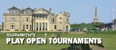 Play Open Tournaments