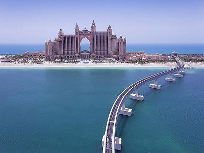 Atlantis Palm Jumeirah Golf Packages