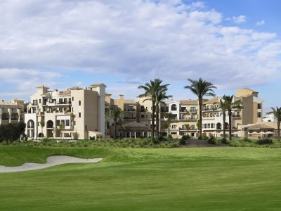 DoubleTree by Hilton La Torre and GNK Golf