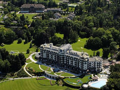 Hotel ermitage evian golf packages for Hotels evian